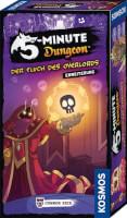 Schachtel Vorderseite - 5-Minute Dungeon: Der Fluch des Overlords