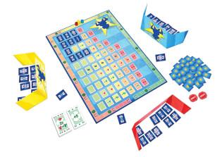 Spielmaterial- 6 nimmt! Brettspiel
