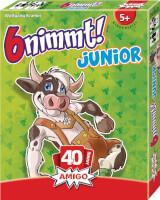 Schachtel Vorderseite, rechte Seite - 6 nimmt! Junior