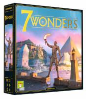 Schachtel Vorderseite - 7 Wonders