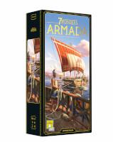 Schachtel Vorderseite - 7 Wonders - Armada
