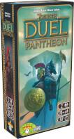 Schachtel Vorderseite - Erweiterung - 7 Wonders Duel - Pantheon
