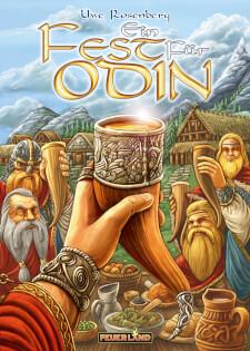 Schachtel Vorderseite- Ein Fest für Odin