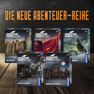 Spielereihe- Adventure Games - Grand Hotel Abaddon