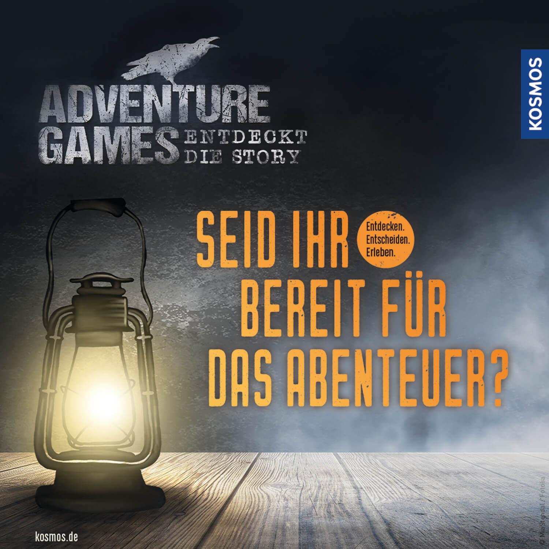 Spielbeschreibung- Adventure Games - Die Monochrome AG