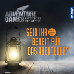 Spielkatalog- Adventure Games - Das Verlies
