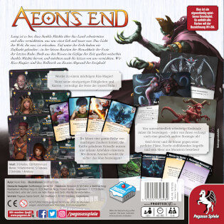 Schachtel Rückseite- Aeon