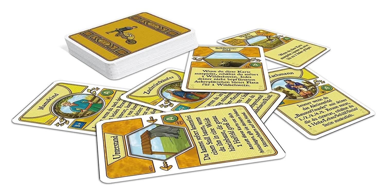 Spielkarten- Agricola: Artifex Deck
