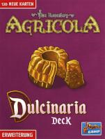 Schachtel Vorderseite - Agricola: Dulcinaria Deck