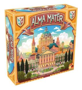 Schachtel Vorderseite- Alma Mater