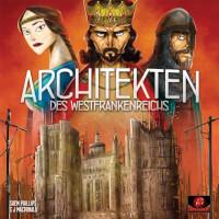 Schachtel Vorderseite - Architekten des Westfrankenreichs