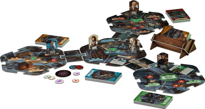 Spielmaterial- Arkham Horror - 3. Edition