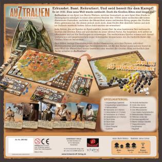 Schachtel Rückseite- Auztralien
