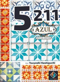 Schachtel Vorderseite- 5211 - Azul Edition