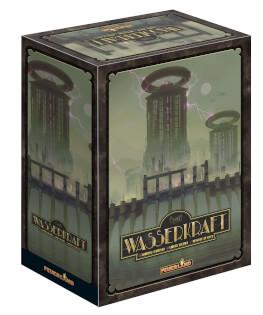 Schachtel Vorderseite- Wasserkraft