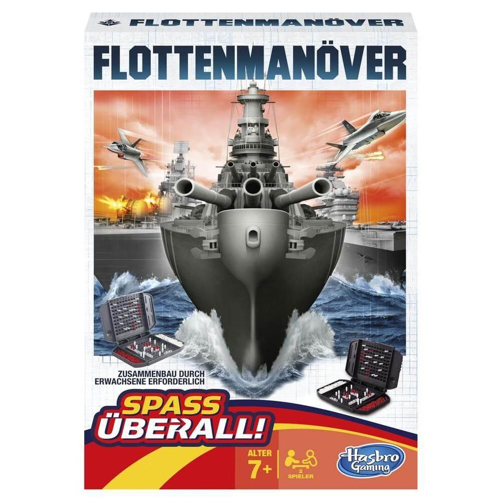 Cover- Flottenmanöver - Kompakt