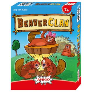 Schachtel Vorderseite- Beaver Clan