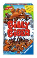 Schachtel Vorderseite - Billy Biber – Mitbringspiel