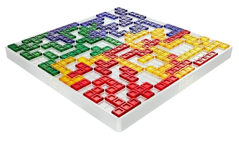 Spielbrett- Blokus