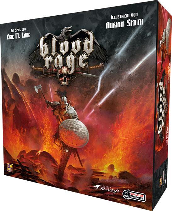 - Blood Rage