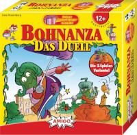 Schachtel Vorderseite - Bohnanza - Das Duell Deluxe