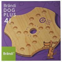 Schachtel Vorderseite - Brändi Dog Plus für 4 Spieler