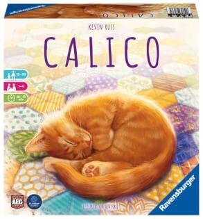 Schachtel Vorderseite- Calico