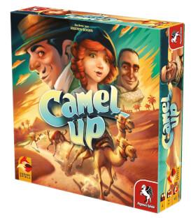 Schachtel Vorderseite- Camel Up