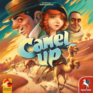 Cover- Camel Up
