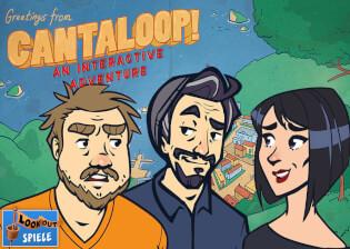 Spielbeschreibung- Cantaloop Buch 1 - Einbruch in den Knast