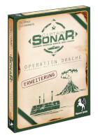 Schachtel Vorderseite links - Captain Sonar: Operation Drache