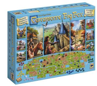 - Carcassonne Big Box