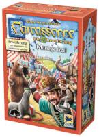Schachtel Vorderseite - Carcassonne - Manege frei!