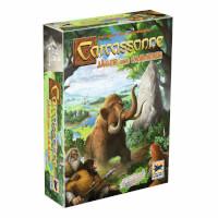 Schachtel Vorderseite - Carcassonne - Jäger und Sammler