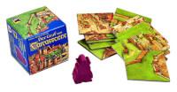 Spielmaterial - Spielschachtel mit Holzfigur und Plättchen - Carcassonne - Der Graf von Carcassonne
