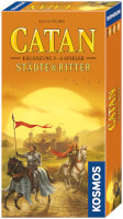 Schachtel Vorderseite - Catan: Städte & Ritter 5-6 Spieler