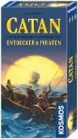 Schachtel Vorderseite, rechte Seite - Catan: Entdecker & Piraten 5-6 Spieler