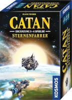 Schachtel Vorderseite - Catan - Sternenfahrer: Ergänzung 5-6 Spieler