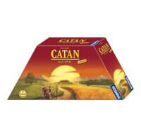 Schachtel Vorderseite, rechte Seite - Catan: Das Spiel Kompakt