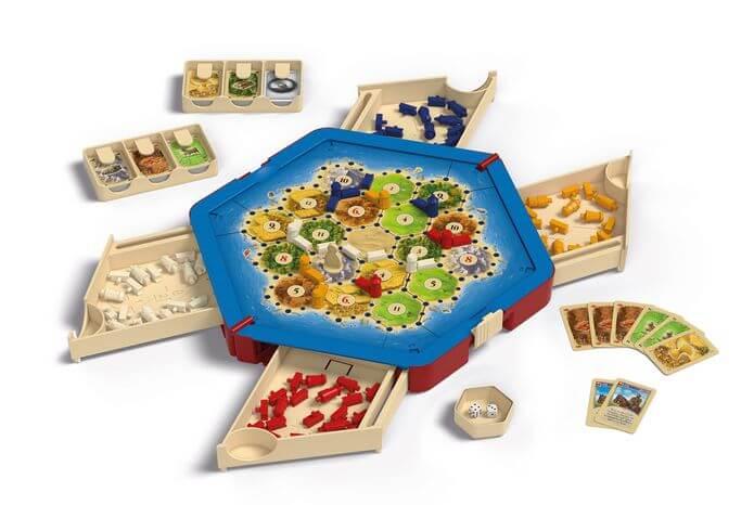 Spielmaterial- Catan: Das Spiel Kompakt