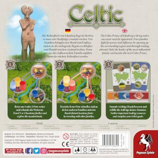 Schachtel Rückseite- Celtic