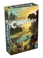 Schachtel Vorderseite, linke Seite - Century 3 – Eine neue Welt