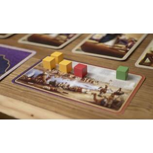 Spielkarte im Fokus- Century 1 – Die Gewürzstrasse