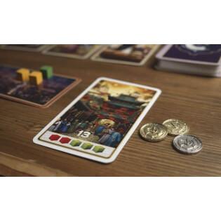Spielkarte - Geld- Century 1 – Die Gewürzstrasse