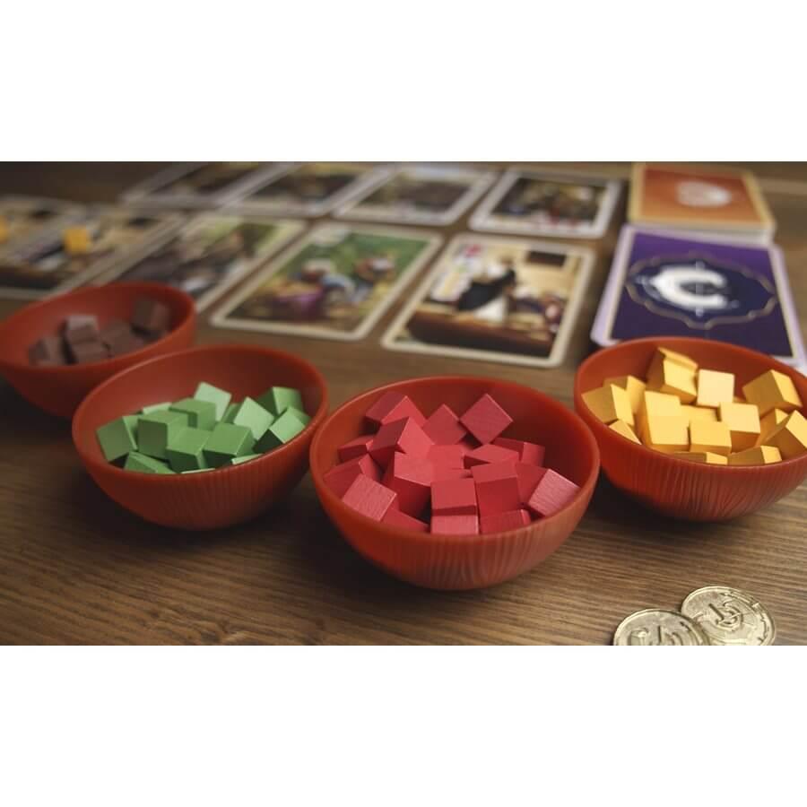 Spielsteine- Century 1 – Die Gewürzstrasse