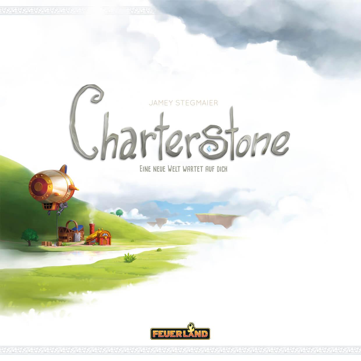 Cover Vorderseite- Charterstone