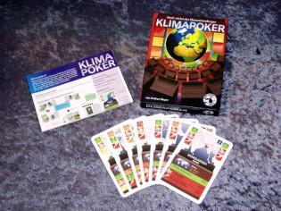 Spielmaterial- Klimapoker