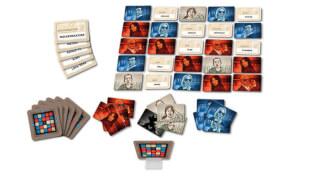 Spielmaterial - Spiel des Jahres 2016- Codenames