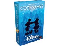Schachtel Vorderseite, rechte Seite - Codenames Disney