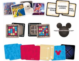 Spielmaterial- Codenames Disney